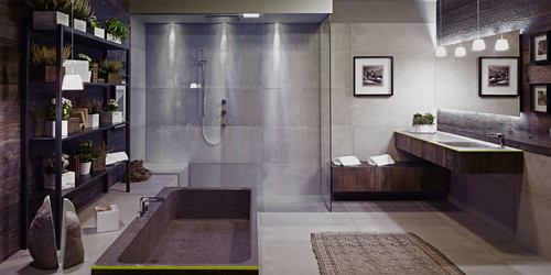 Photo by Michele Menescardi Designer – Discover bathroom design ideas