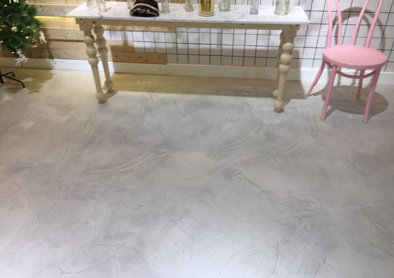 microtopping overlay marble veins