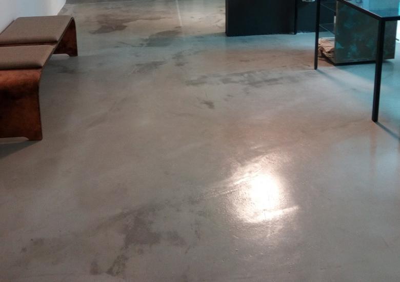polished concrete d3
